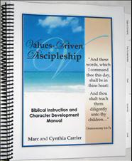 Values-Driven Discipleship
