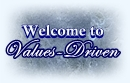 Welcome to Values-Driven